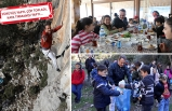 AK Partili Şengül'den 'çocuk' buluşması