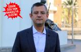 CHP'li Özel: Devlet Bahçeli dükkanı kapattı