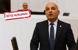 CHP'li Polat, Meclis'ten Nazım şiiriyle seslendi