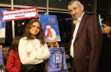 Çocuk kursiyerlerden yeni yıl sergisi