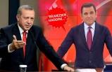 Cumhurbaşkanı Erdoğan'dan Fatih Portakal'a sert sözler!