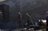 Edirne'de maden ocağında göçük!