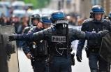 Fransa polisinden 'Mavi yelekliler' eylemi!