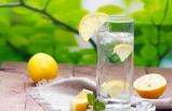 Her sabah aç karnına limonlu su içerseniz...