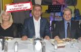 İYİ Parti İzmir, yemekte buluştu