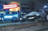 İzmir'de kaza dolu gece!