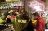 İzmir'de yılbaşı öncesi 'sahte içki' operasyonu