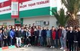 Karşıyaka'da kampın ilk etabı sona erdi