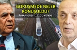 TÜRK-İŞ Başkanı Atalay, Kocaoğlu ile görüşmesini anlattı