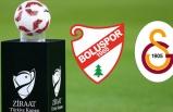 Boluspor - Galatasaray maçı kar nedeniyle ertelendi