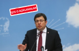 CHP'li Muharrem Erkek'ten flaş İzmir açıklaması
