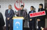 İzmir Alperen Ocakları'nda gündem Doğu Türkistan oldu