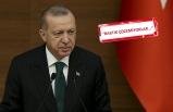 Cumhurbaşkanı Erdoğan'dan İZBAN mesajı