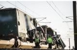 Danimarka'da tren kazası!