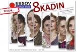 EBSOV kadınları gençler için sahnede