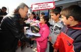 İzmir Büyükşehir'den çocuklara 'spor' desteği