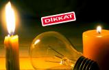 İzmir'de elektrik kesintisi! Bu ilçeler dikkat