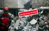 İzmir'de eski binada çökme