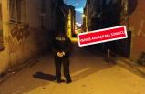 İzmir'de polis memuru dehşet saçtı