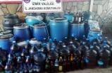İzmir'de sahte şarap operasyonu: 4 gözaltı