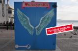Karşıyaka'da sanat sokaklara taştı