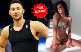 Kendall Jenner ve Ben Simmons aşk mı yaşıyor?