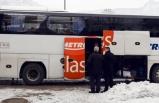 Yolcular, otobüs şoförünü ihbar etti
