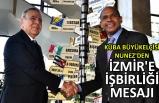 Küba Büyükelçisi Nunez'den İzmir'e işbirliği mesajı