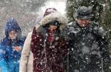 Meteoroloji'den kuvvetli kar yağışı ve fırtına uyarısı!