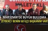 MHP İzmir'de büyük buluşma! Zeybekci ve adaylar çıkarma yaptı