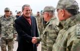 Milli Savunma Bakanı Akar, Mardin'de