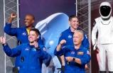 NASA tuvalet temizleyecek