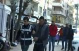 Ödemiş'teki operasyonda 8 tutuklama