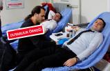 Ödemiş'ten Kızılay'a destek