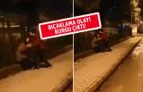 Sosyal medyayı ayağa kaldıran bıçaklama olayı kurgu çıktı