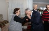 TBMM Başkanı Yıldırım'dan acılı aileye ziyaret