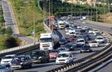 Trafik kazalarında büyük azalma