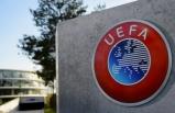 UEFA açıkladı: Dokuz takımdan ikisi Türkiye'den