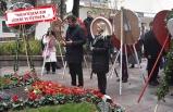 Zeybekci'den Zübeyde Hanım'ın kabrine ziyaret