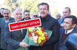 Zeybekci Selçuk Belediyesi'ni ziyaret etti