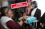 Ayşen Zeybekci, ev ziyaretlerinde bulundu