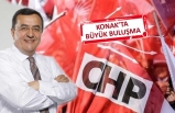 Batur, CHP Konak Örgütü ile buluşacak