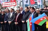 Bornova Hocalı Şehitleri'ni unutmadı