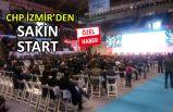 CHP İzmir'den sakin start