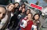 'CHP'nin gençleri de kadınları da sahada'