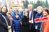 CHP Sarnıç Merkez Ofisi'ni açtı