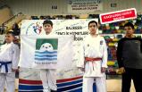 Foçalı Kaan, Balıkesir'de altın madalyaya uzandı
