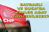 İzmir'in iki dev ilçesinin adayları bugün belli olacak!