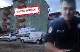 Kadını rehin aldı, polisi şehit etti