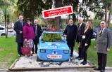 Kızılhaç'tan Başkan Atila'ya ziyaret